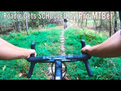 Roadie gets SCHOOLED on Gravel Bikes (Ft. Jeremiah Bishop)