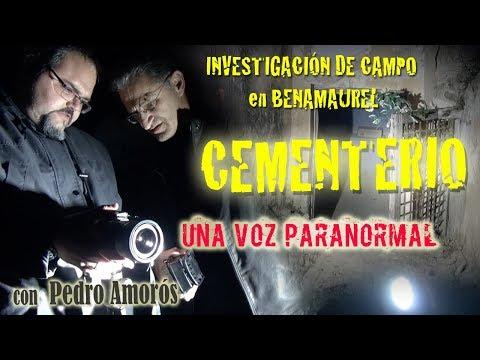 El misterio del  Cementerio de Benamaurel con Pedro Amoros. Casas encantadas España 6