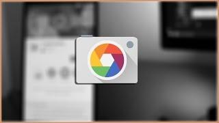 מצלמת גוגל עם הגדרות מתקדמות בפלאפון