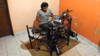 Neemias Santos - Sterr Ever Done Before (Drum Cover)