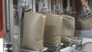 Automatic Valve Bagging System (600 Bags / Hour)
