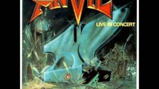 ANVIL March Of The Crabs live 1989