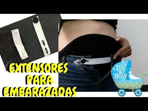 36f1d40d9 Como hacer extensores para pantalones de embarazadas - Giany Fashion