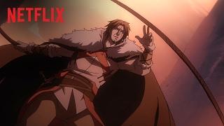 Teaser Castelvania - Netflix