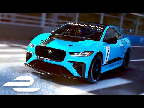 Formula E and Jaguar Launch I-PACE eTROPHY Support Series!