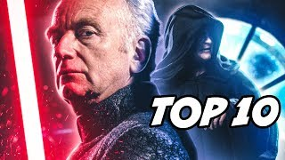 Top 10 Interesting Facts About Palpatine You Need to Know Before IX - Star Wars Explained