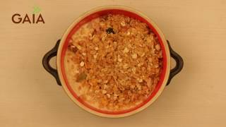 Bircher Muesli Recipe