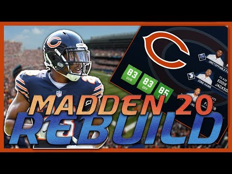 Trubisky's Replacement Turns Into a Superstar! | Madden 20 Chicago Bears Rebuild