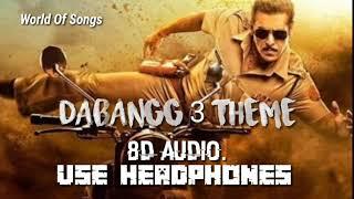 Hud Hud Dabangg Dabangg 3 Song Remix 8d Audio Dabangg