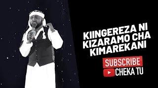 MC Madevu: KIINGEREZA/KIZARAMO