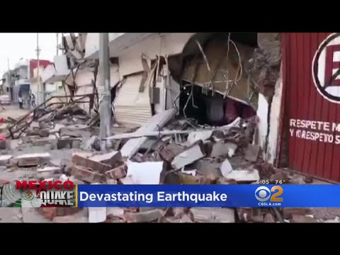 Mexico Quake Leaves Some Worries About Aftershocks