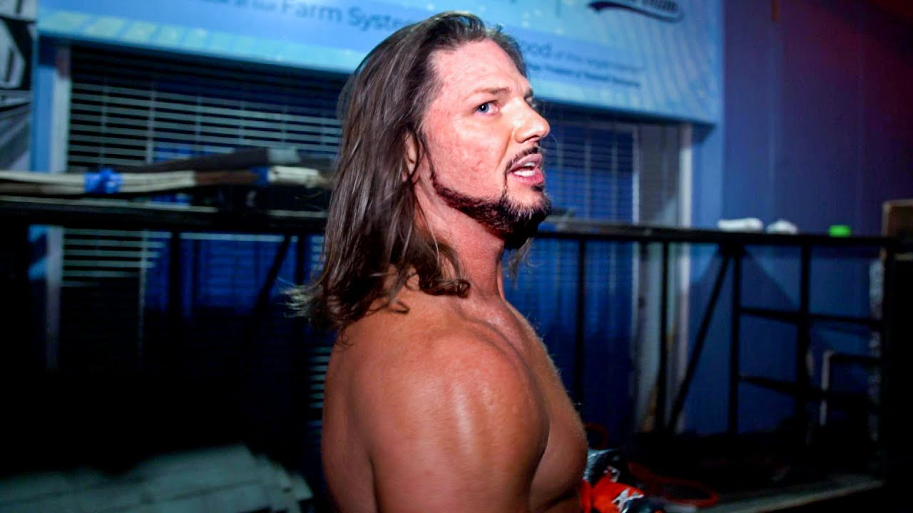 AJ Styles On If He Was Close To Leaving WWE For AEW
