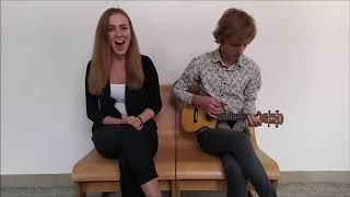 Video September - Earth, Wind & Fire cover (Markéta Vodičková & Filip