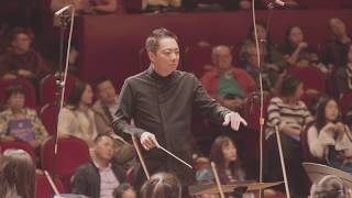 Shostakovich Symphony No.5, 4th movement, Leung Kin-fung conducts DGS Symphony Orchestra