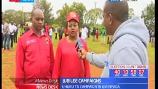 Kirinyaga has always voted six-piece and we don't expect any change whatsoever, Anne Waiguru