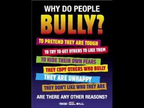 Anti Bullying En Inglés Materiales Para La Convivencia