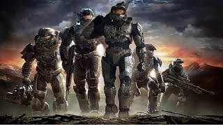 Halo Reach - Campaign With Master Chief Instead Of Noble 6 (Ft Steve Downes)
