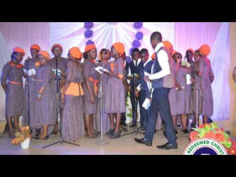 Anointed Choir Sings