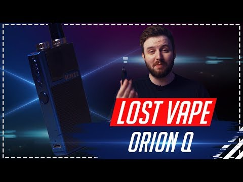 Lost Vape Orion Q (Quest) Pod