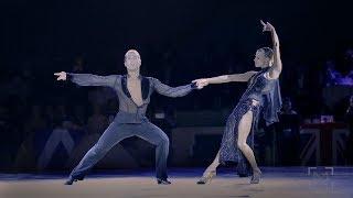 Riccardo Cocchi - Yulia Zagoruychenko, USA | Disney 2017 - ShowDance Rumba