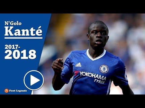 N'Golo Kanté - |CHELSEA| - 2018 ● Aggressive Defensive Skills, Playmaking, Dribbling skills || HD