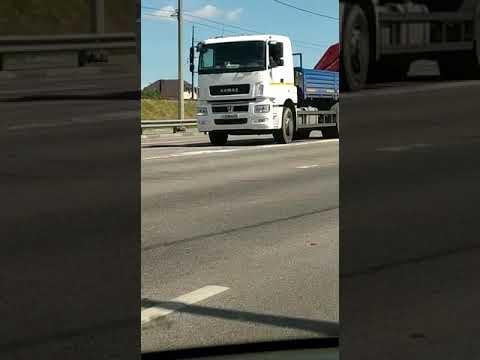 Грубое нарушение на окружной в Воронеже попало на видео