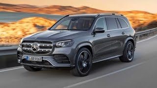 New MERCEDES GLS 2020 - first look EXTERIOR, INTERIOR  & DRIVING (AMG Line)