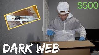 DARK WEB MYSTERY BOX OPENING (GONE HORRIBLY WRONG)
