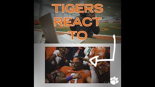 Clemson Football    🐅Tigers React To...the Cotton Bowl