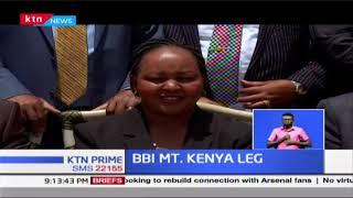 Mt Kenya leaders meet Raila Odinga ahead of BBI rally in Kinoru
