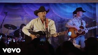 George Strait - Amarillo By Morning (Live At Gruene Hall, New Braufels, TX/2016)