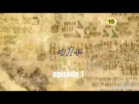 Yeongaesomun episode 1 English subtitles part 1