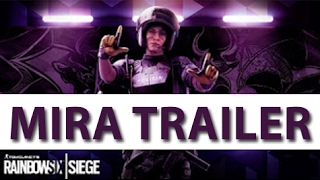 RAINBOW SIX SIEGE - Mira Trailer - Operation Velvet Shell [Nova Operadora]