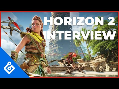 New Horizon Forbidden West Interview Delves Deep Into Traversal Improvements, Skill Tree Enhancements, And More