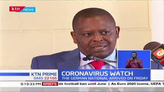 A suspected case of Corona Virus has been reported at a hotel in Nyali