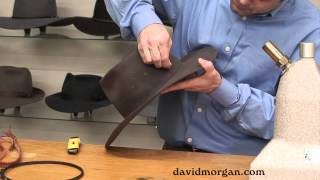 Putting an Edge Ridge Hat Band on a Pilbara: The John Wayne treatment