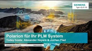 Polarion für ihr PLM System