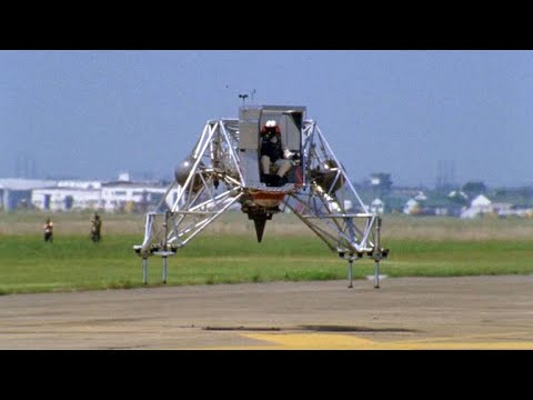 How Neil Armstrong Trained To Land The Lunar
