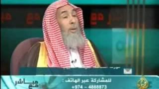 الشيخ ناصر العمر القضية الفلسطينية وعقل الامة 2