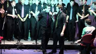 Mass Transit NYU A Cappella - Aaron's Party (Come Get It) - Aaron Carter