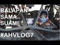 Balapan SpeedOffroad bareng suami, IXSOR 2018   #AHVLOG 7