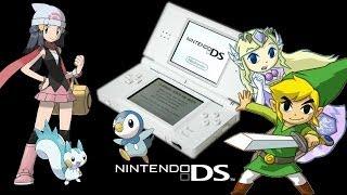 Top 10 Nintendo DS Games