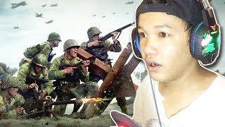 នេះហើយជាសង្រ្គាមលើកទី២ក្នុងប្រវិត្តសាស្រ្តដែលយើងកើតមិនទាន់ - Call of Duty World War 2 Khmer|VPROGAME