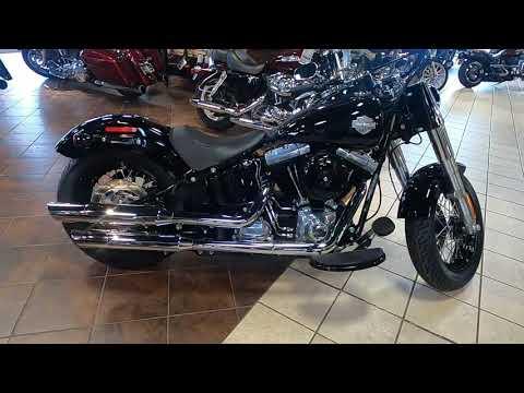 2014 Harley-Davidson Softail Slim FLS 103