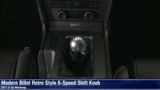 Black Blue R1 5 speed Gear Shift knob Threaded screw on for FERRARI