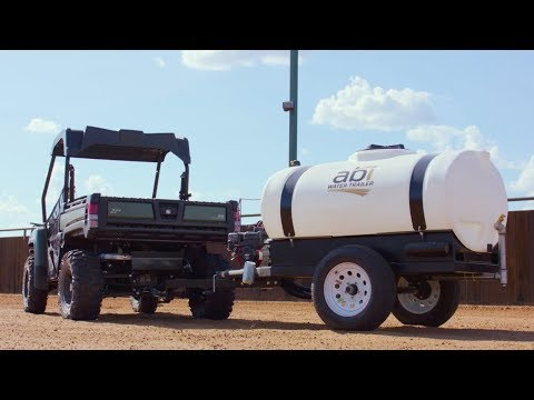 ABI Water Trailers (Compact Farm & Ranch Models)