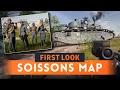 Vídeo mostra o mapa Soissons, os Franceses e novos tanques da DLC de Battlefield 1