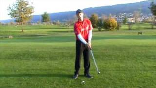 How To Cure Hitting Fat & Thin Shots - Golf Swing Lessons, Tips & Instruction