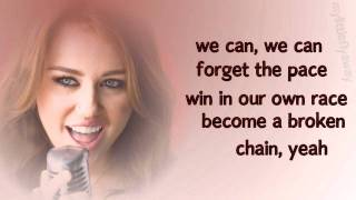 Miley Cyrus - Good And Broken [Karaoke/ Instrumental/ Lyrics]