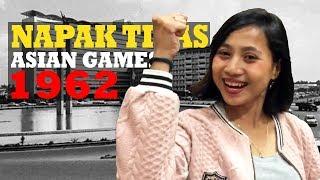 Napak Tilas, Nostalgia Asian Games di Tahun 1962 dari Sarinah hingga Hotel Indonesia